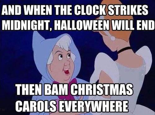 3. Halloween is coming