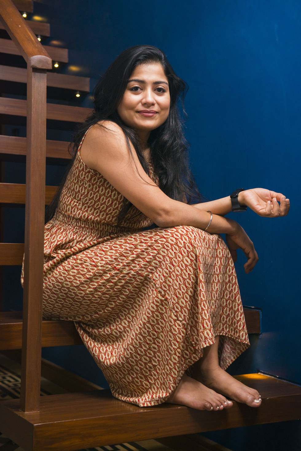Roshni Bajaj Sanghvi, Food writer and contributing editor for Vogue India