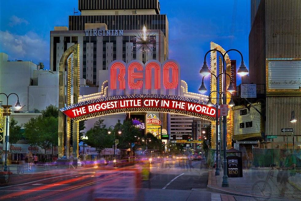 30 Things You Need On Your Reno, Nevada Bucket list