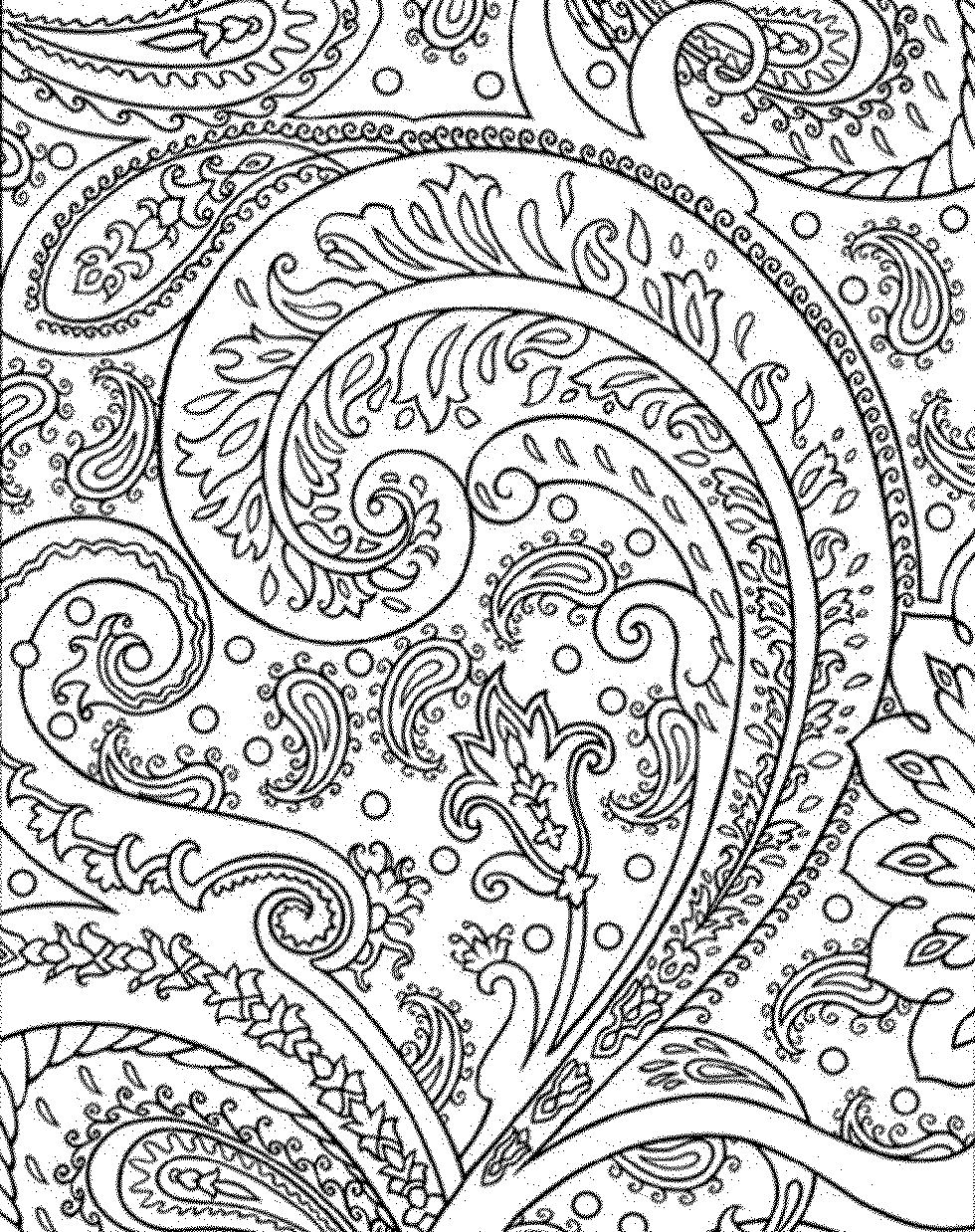 11 coloring pages for 11 stressful situations