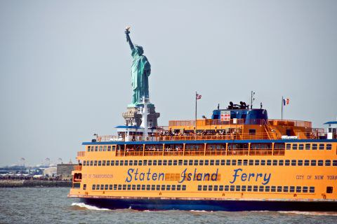 Know Before Riding The Staten Island Ferry