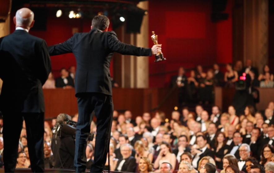 'Argo' wins Best Picture
