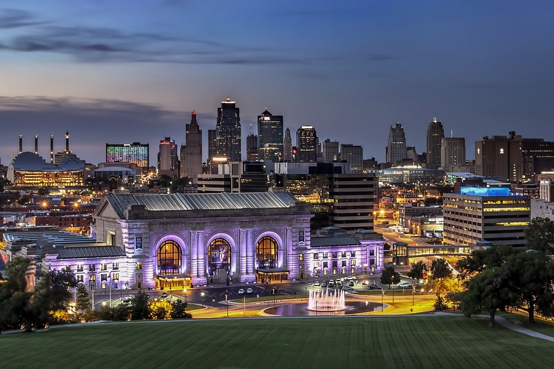 Kansas City View