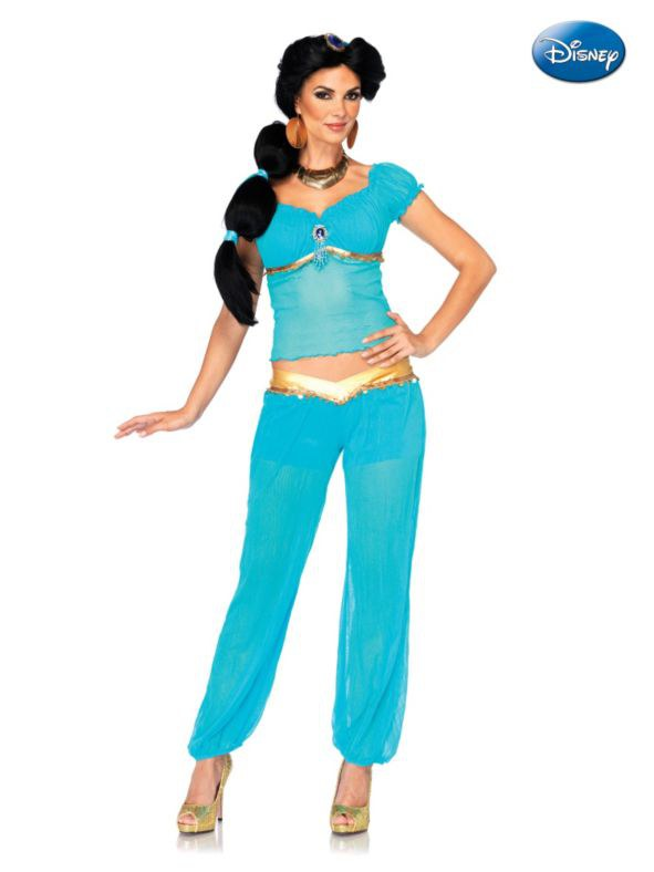 disney characters - Modest Womens Halloween Costumes