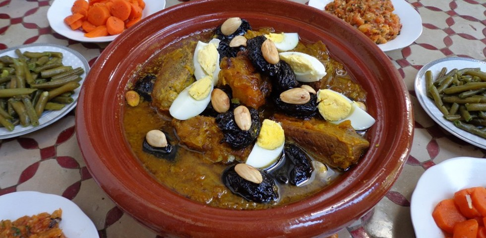 Classic Moroccan dishes, Harira soup