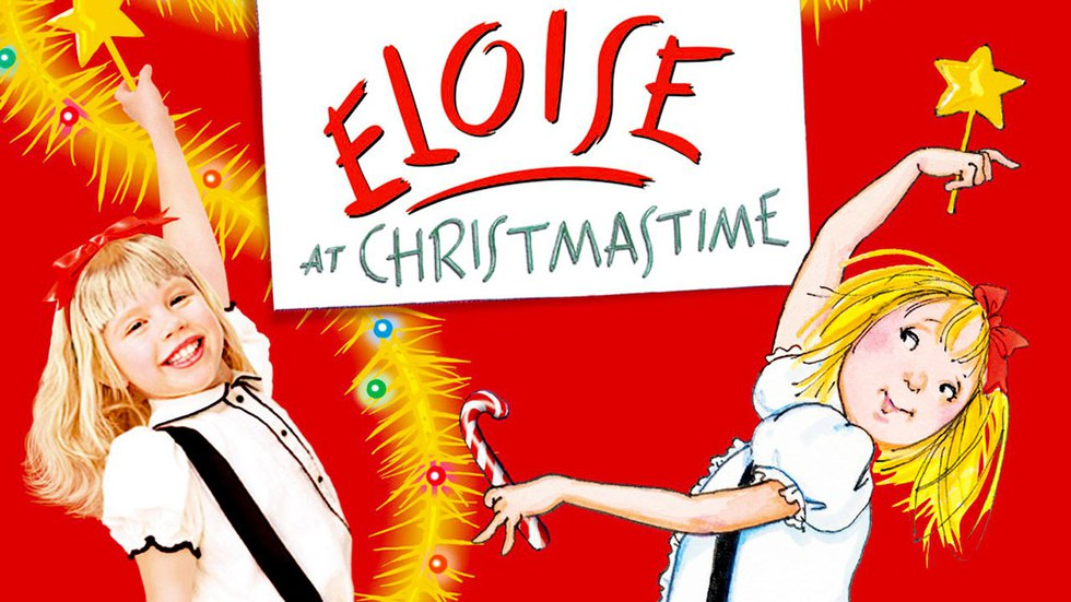 Eloise At Christmastime.12 Signs You Are Eloise This Christmastime