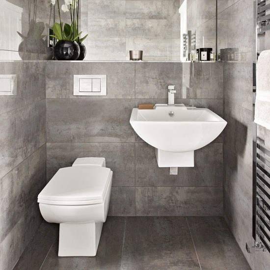 These bathrooms are weirdly shaped but totally gorgeous the snug - Small bathroom suites for small spaces collection ...