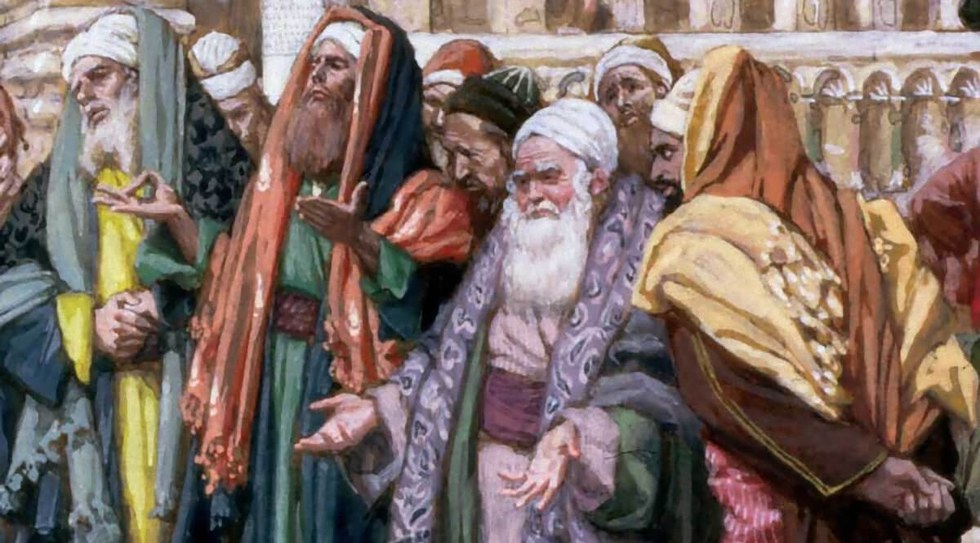 Jesus Loved the Pharisees