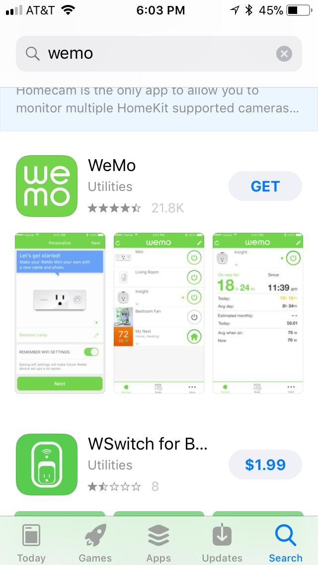 How To Set Up Wemo Mini Smart Plug
