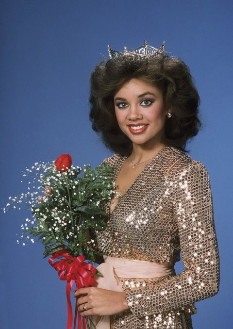 no matter how many times they try to take away her crown for whatever reason vanessa williams will always be miss america and more so the first african - Oprah Winfrey Halloween Costume