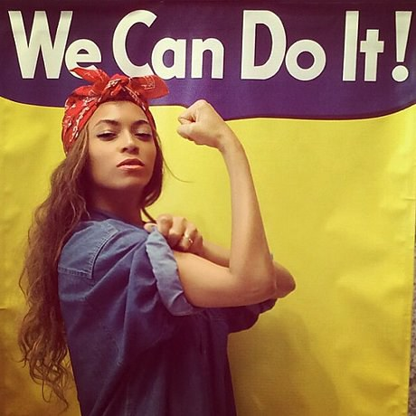 3 rosie the riveter - Halloween Costume Ideas College Students