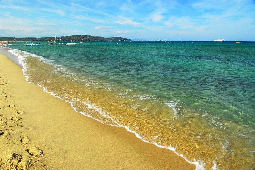 Pampelonne Beach