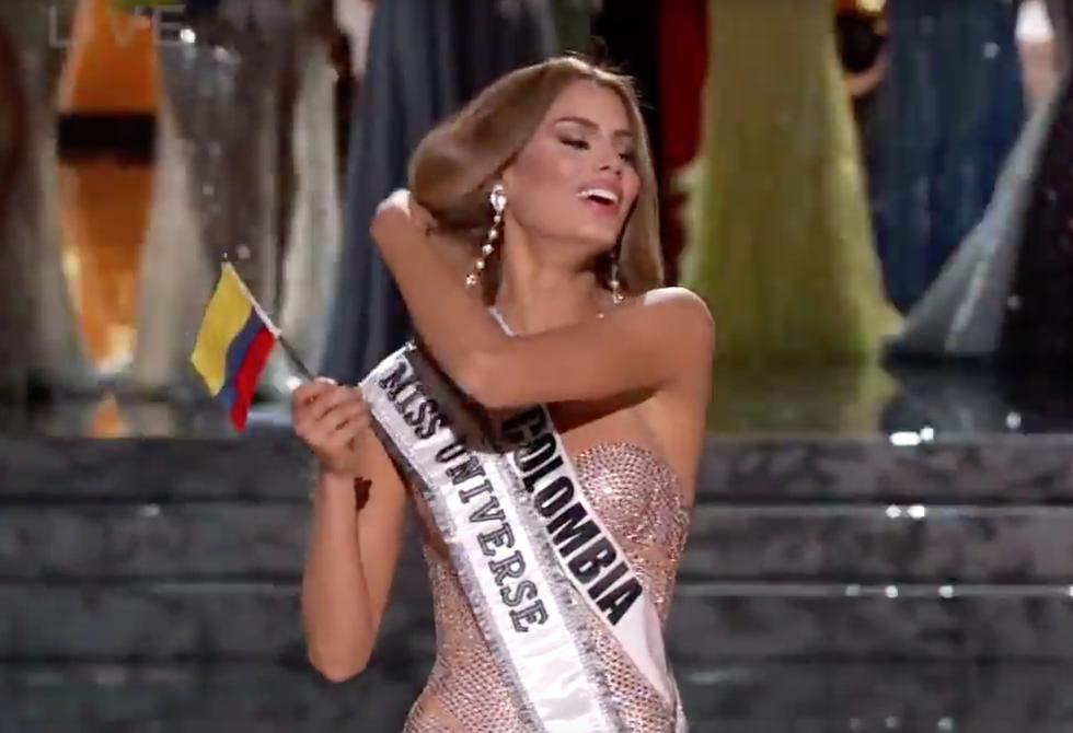 Miss Universe 2015 - 2:13.36