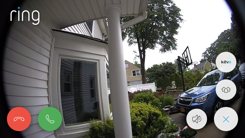 Ring Video Doorbell Pro Can Unlock Kevo Smart Locks
