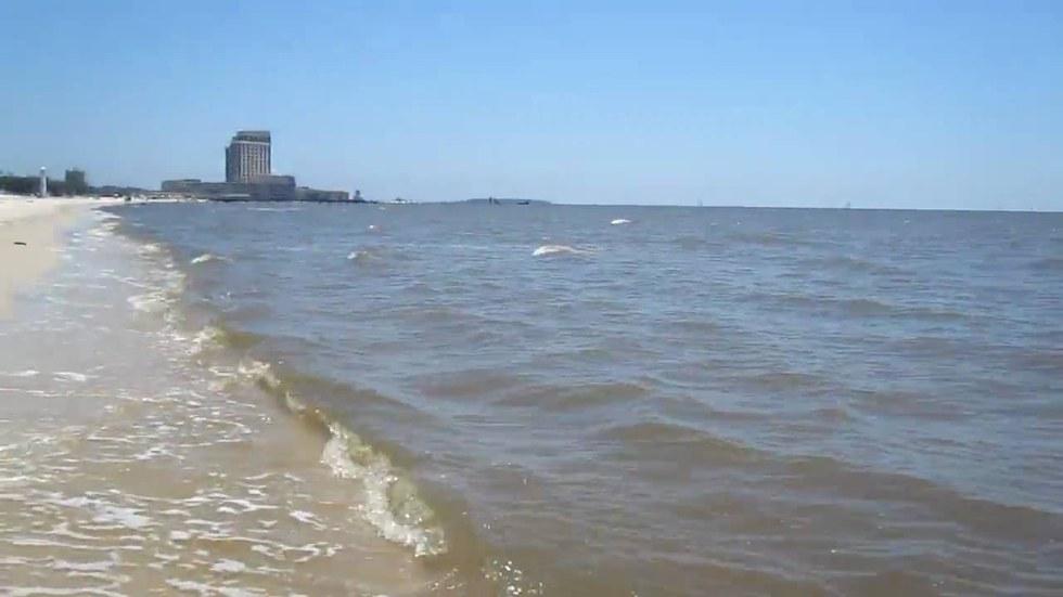 Danger In Mississipi S Gulf Coast