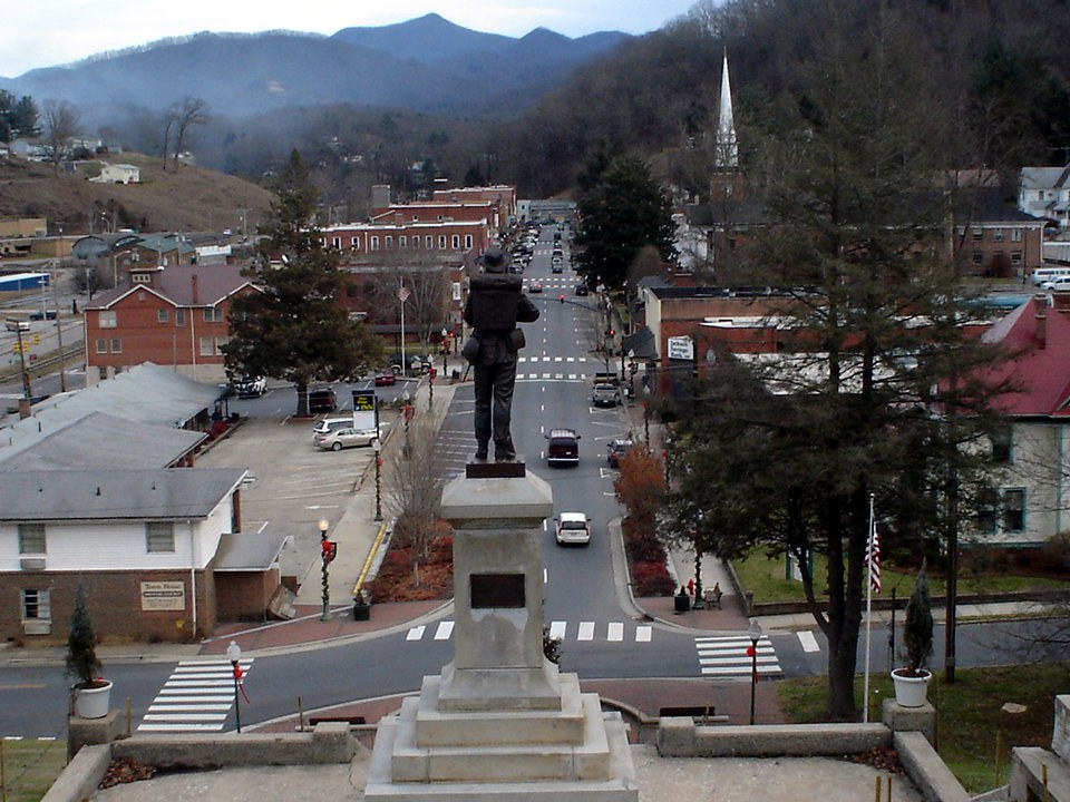 Why sylva might be the best small town in north carolina for Best small towns in north carolina
