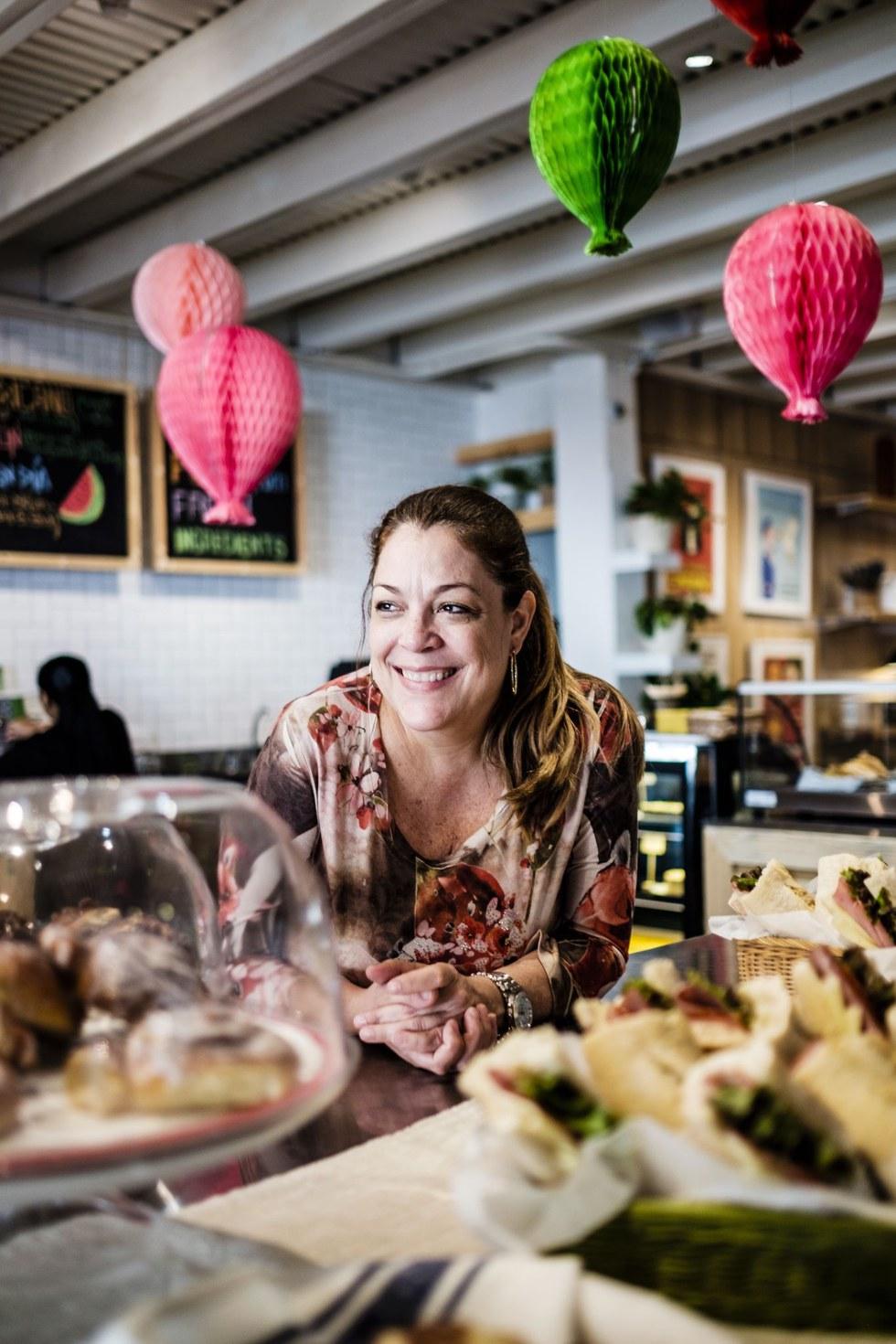 Elena Hern\u00e1ndez, founder, Panam\u00e1 Gastron\u00f3mica