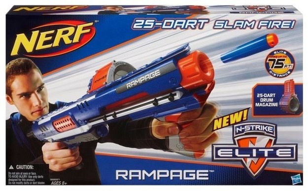 Nerf Target Toys For Boys : Why is marketing for nerf guns so different girls than