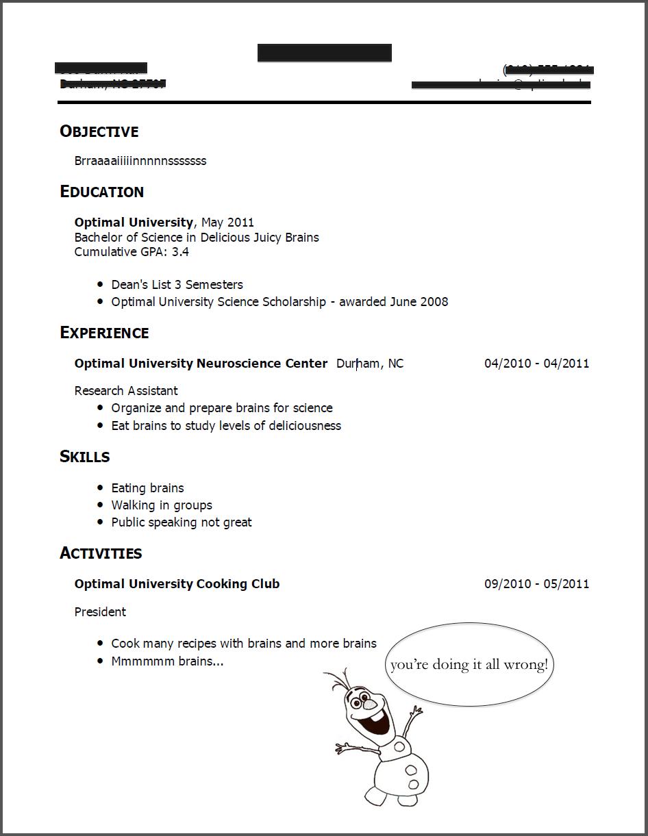 optimal resume suny oswego resume development optimal resume