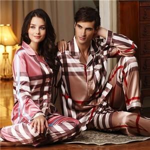 His-Hers Matching Pajamas