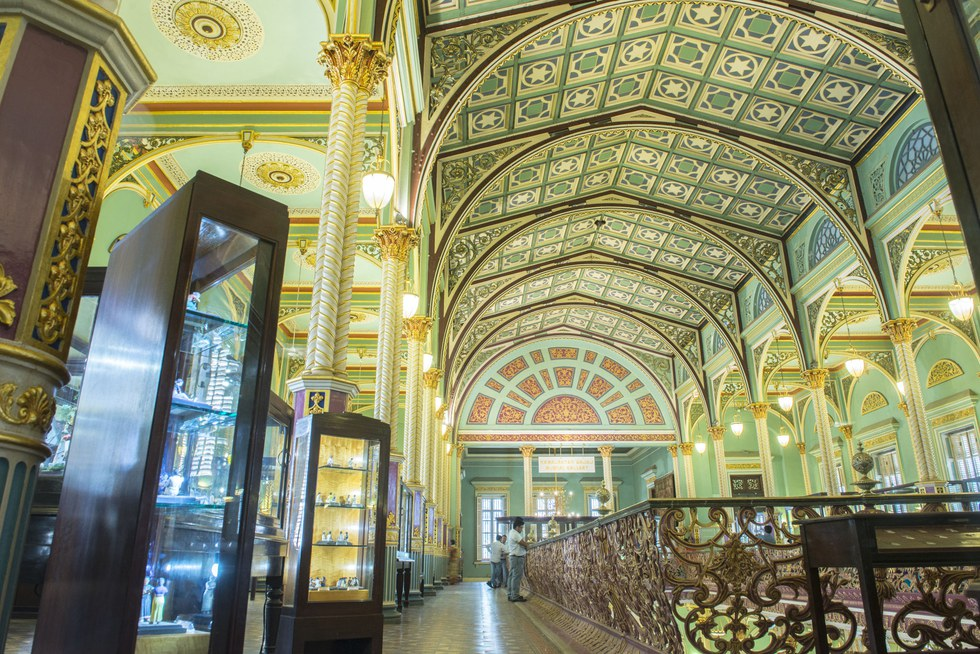 The Dr. Bhau Daji Lad Mumbai City Museum is as renowned for its architecture as its exhibits