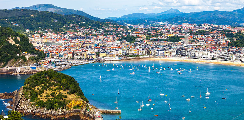 Basque Country, France and Spain