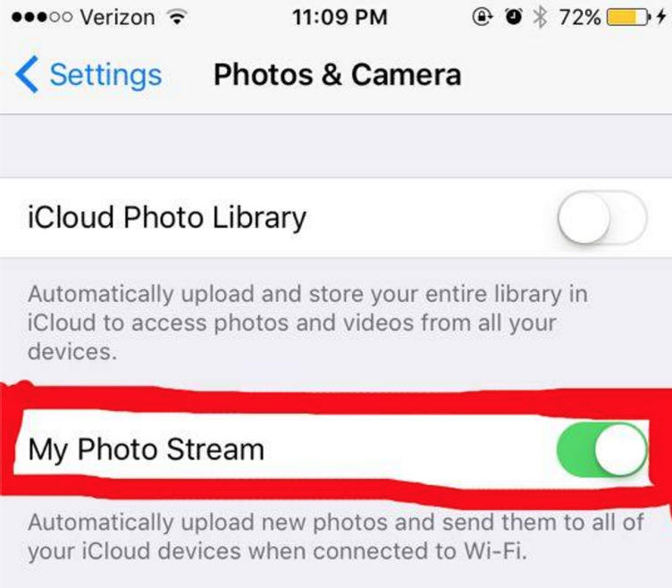 how to create storage space on iphone