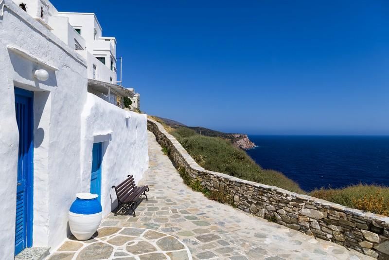 Greek Island Resort near Athens