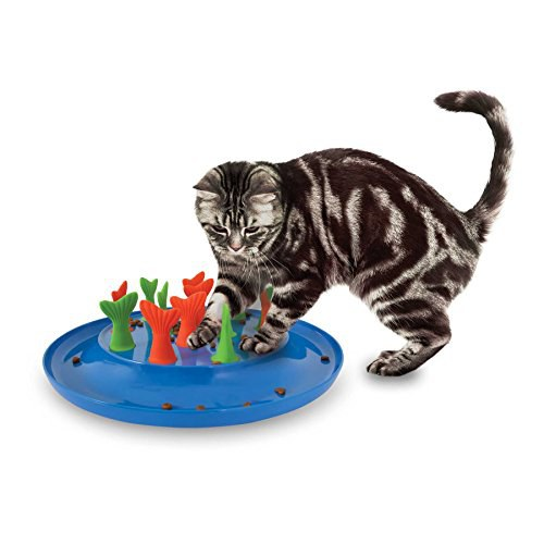 10 christmas gifts for your cat for Cats go fishing