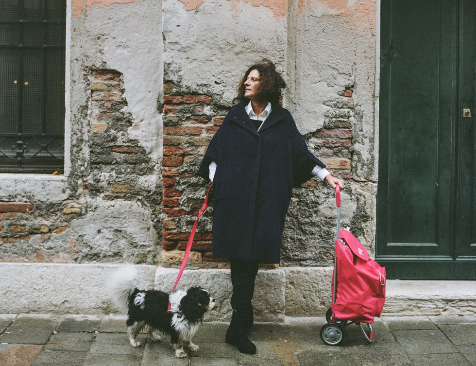 Enrica Rocca, founder, Enrica Rocca Cooking School