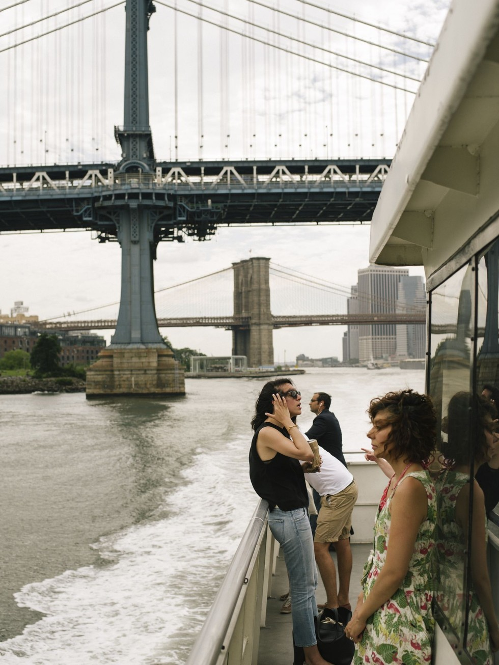 East River Ferry, New York