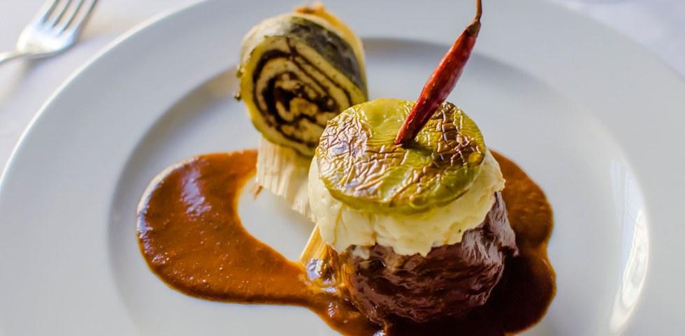 Classic dish in Oaxaca
