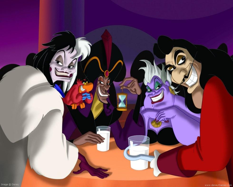 Top 10 Disney Villain Quotes