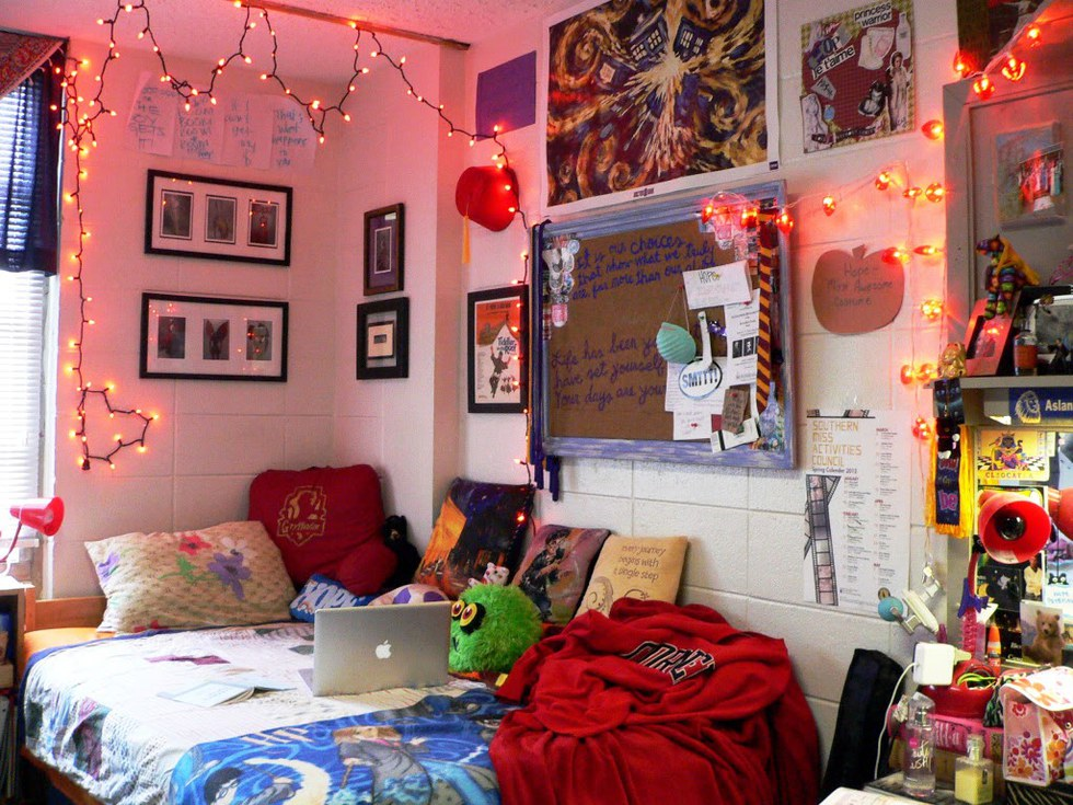 5 Ways To Spice Up Your Dorm Room