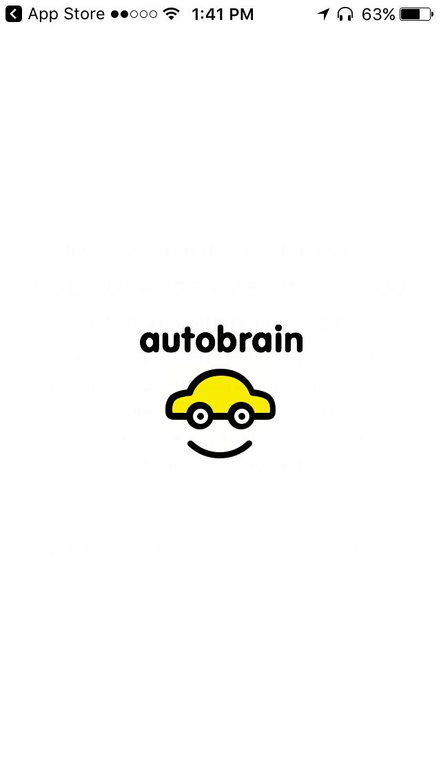 Autobrain Mobile App