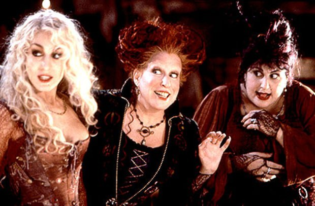 3 bumbling witches who were killed during the salem witch trials are resurrected by a virgin and seek to cause havoc on the - Halloween Movies About Witches