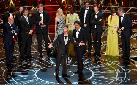'Birdman' wins Best Picture