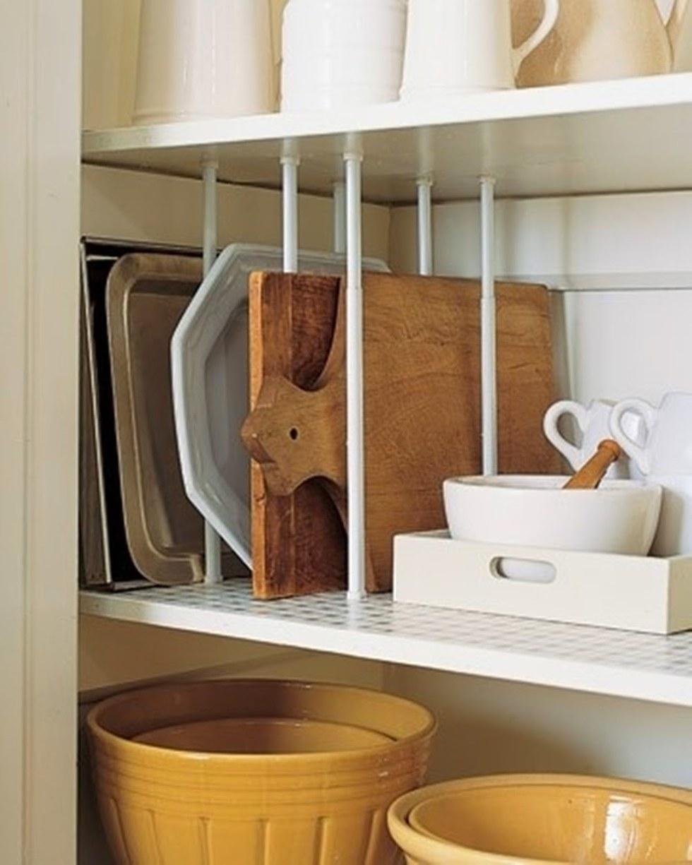 Ordnung Im Küchenschrank endlich ordnung 36 genial günstige aufbewahrungs hacks für deine