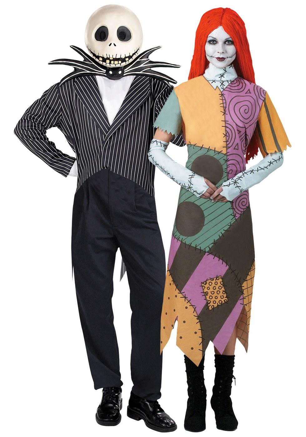 Halloween Costumes Jack Nightmare Before Christmas