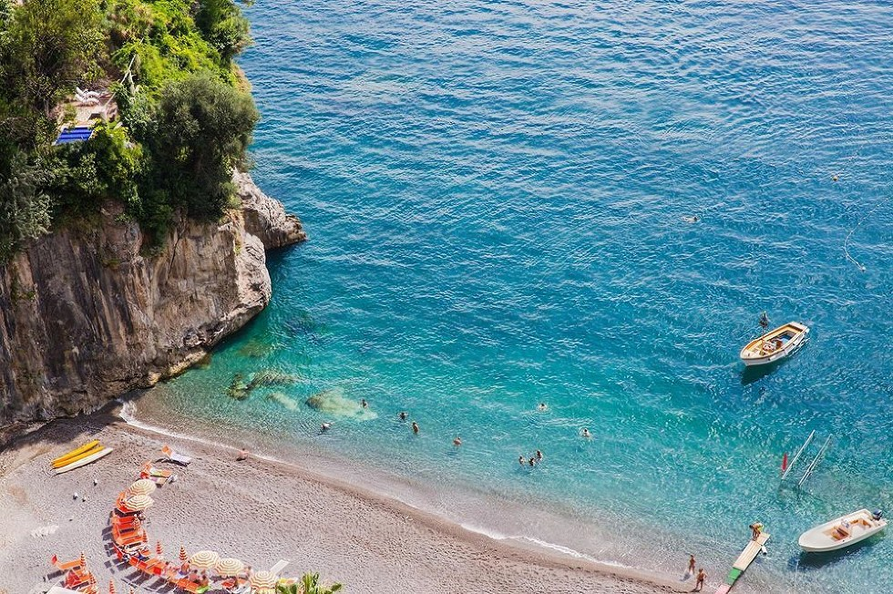 Spiaggia Arienzo, Positano