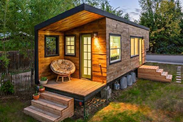 Less Is More Live The Tinyhouse Dream The Snug