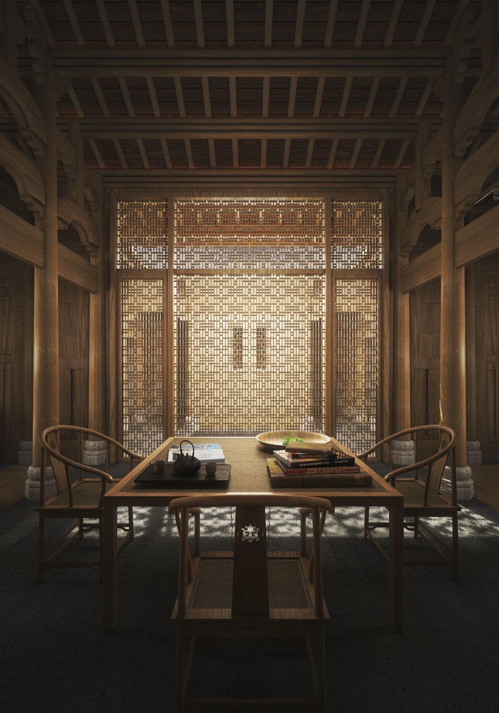 Amanyangyun, China