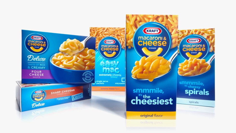 Why You Should Stop Buying From Kraft Foods