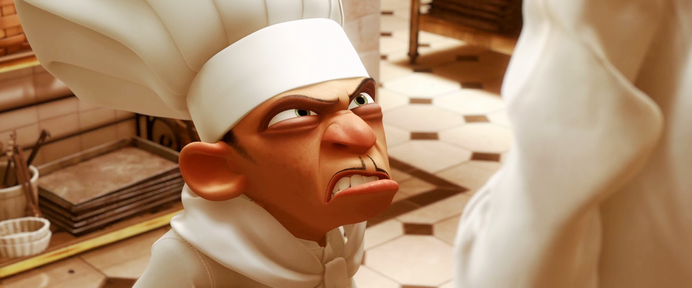 Everything Wrong With Chef Skinner From Ratatouille