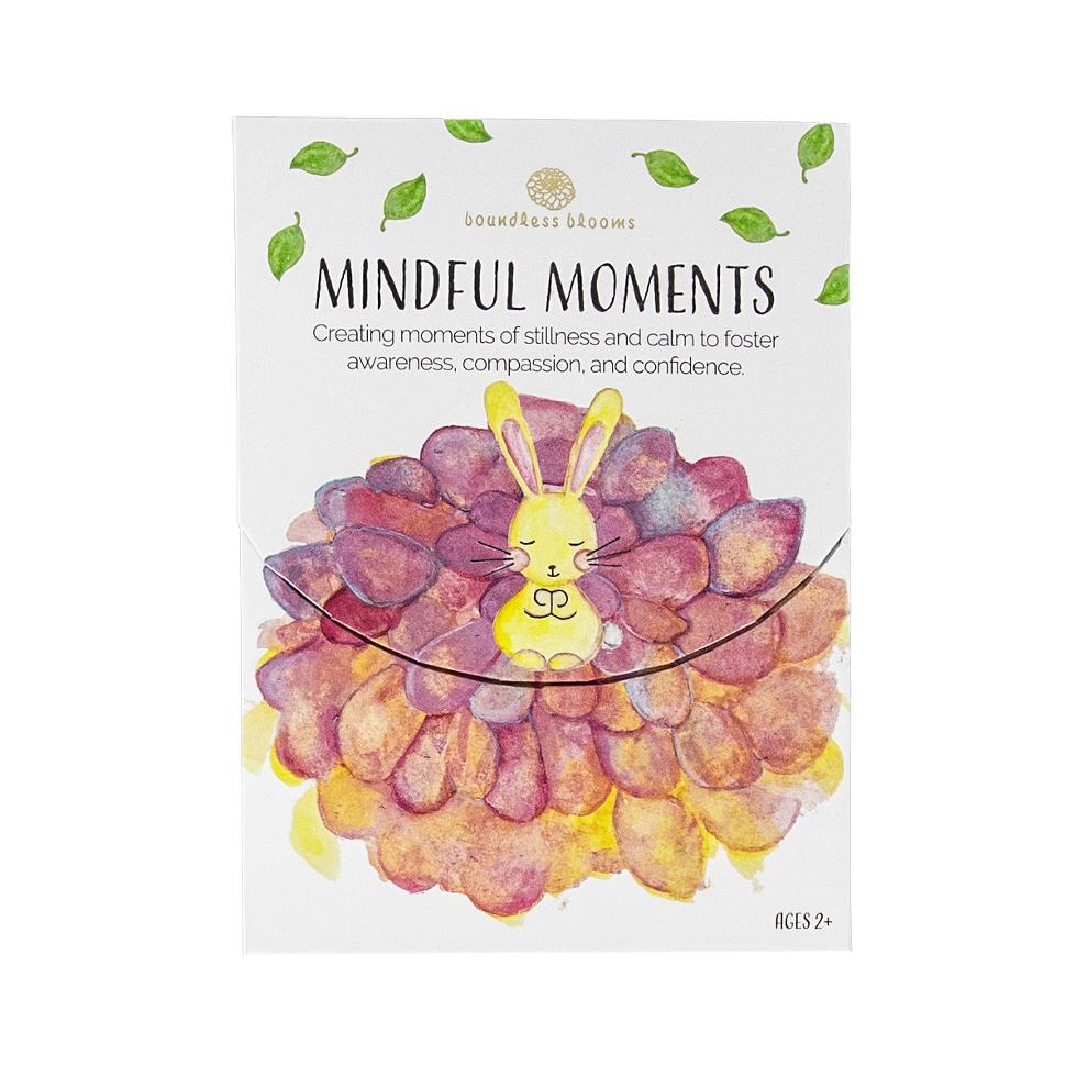 Các bài tập và câu thần chú có hướng dẫn về Boundless Blooms dành cho trẻ em