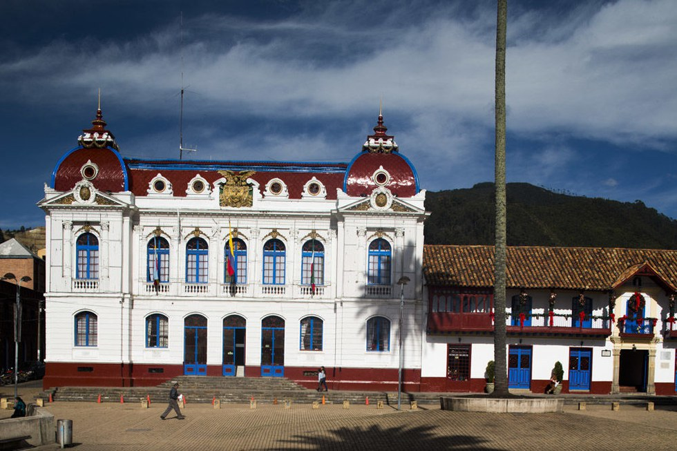 Zipaquir\u00e1 City Hall