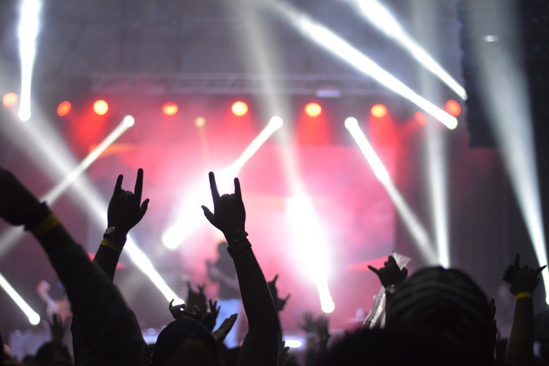 Concert in New York City