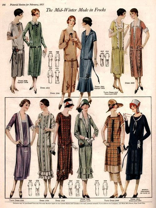 Fall Trends Through The Decades