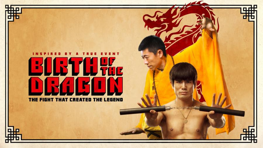 Birth of the Dragon trailer