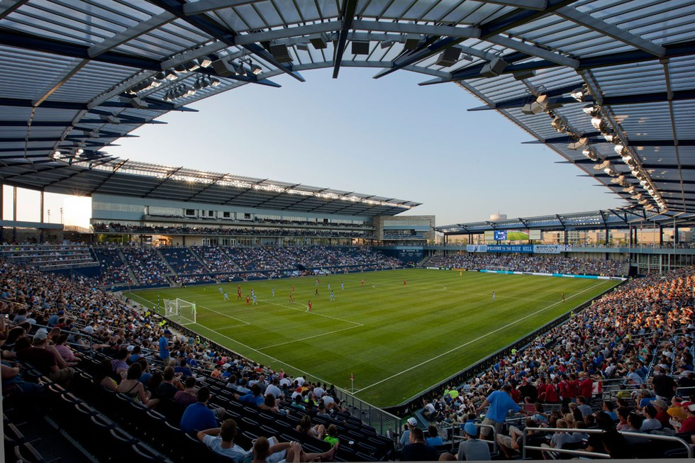 Finding A National Stadium For US Soccer